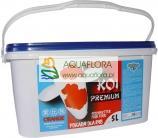 Profesjonalny pokarm Premium dla karpi KOI LAZUR ORANGE -