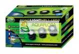 NPL1-LED3 - 3 reflektory LED